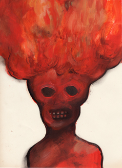 Burner (sold)